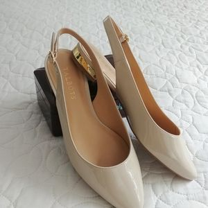 Nwt patent leather flats